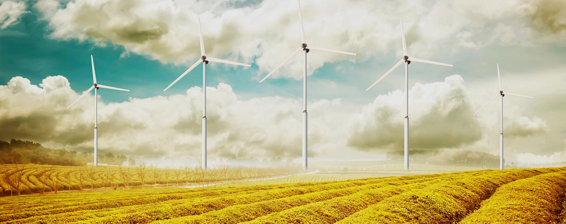 Установка малых ветрогенераторов